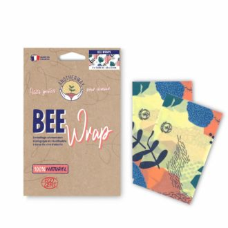 lot de 2 bee wraps taille M Anotherway