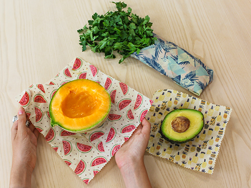 Use beeswax wraps : How to use it easily - 4 steps - Anotherway
