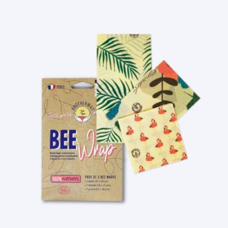 3 beewrap tropical Anotherway emballage cire abeille