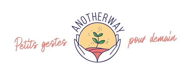 Anotherway logo Petits gestes pour demain