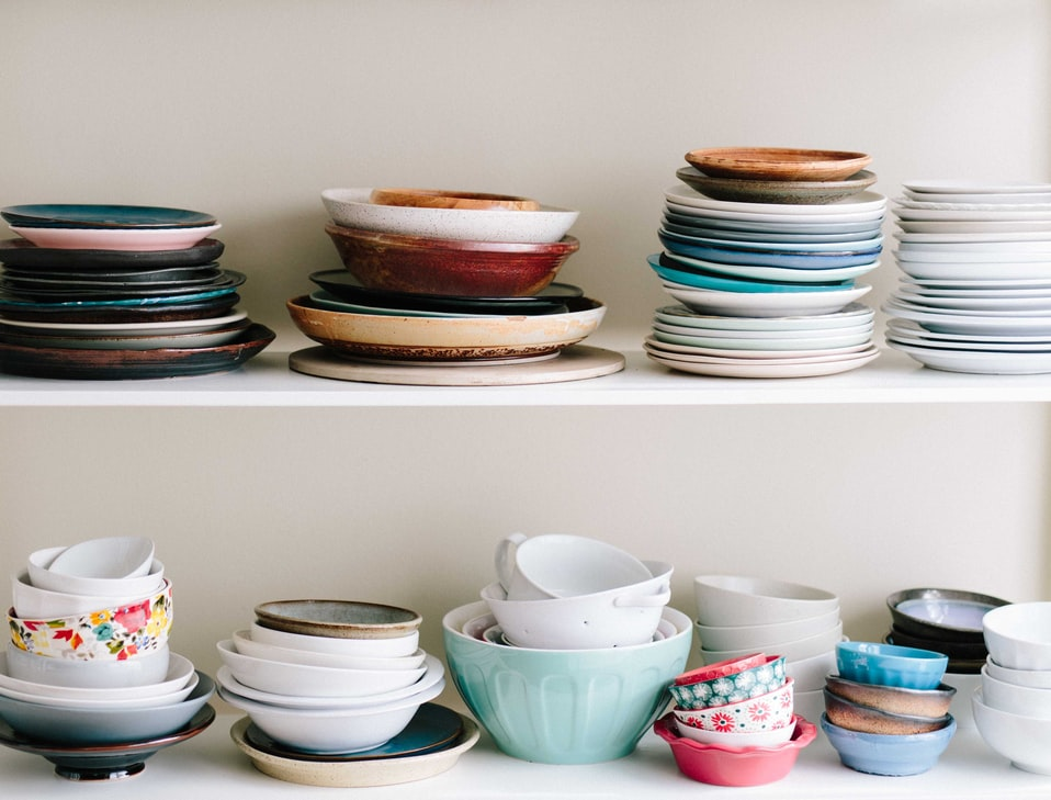 eco friendly dishes