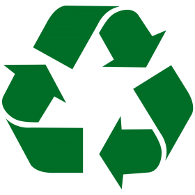 logo recyclage recyclable biodégradable compostable