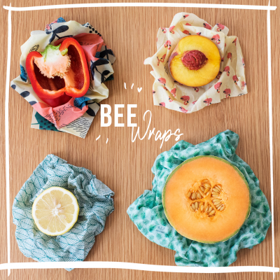 Emballage bee wrap